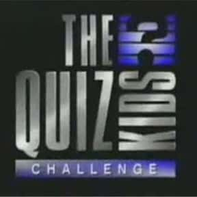Quiz Kids Challenge is listed (or ranked) 2 on the list The Best Game Shows For Kids Ever Made