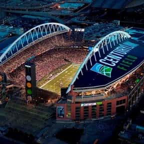 CenturyLink Field is listed (or ranked) 2 on the list The Best NFL Stadiums
