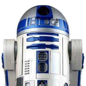R2-D2 is listed (or ranked) 2 on the list The Greatest Robots of All Time