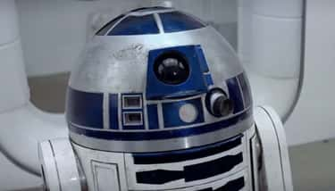 R2-D2 From 'Star Wars' is listed (or ranked) 2 on the list Underappreciated Movie Sidekicks Who Do All The Work