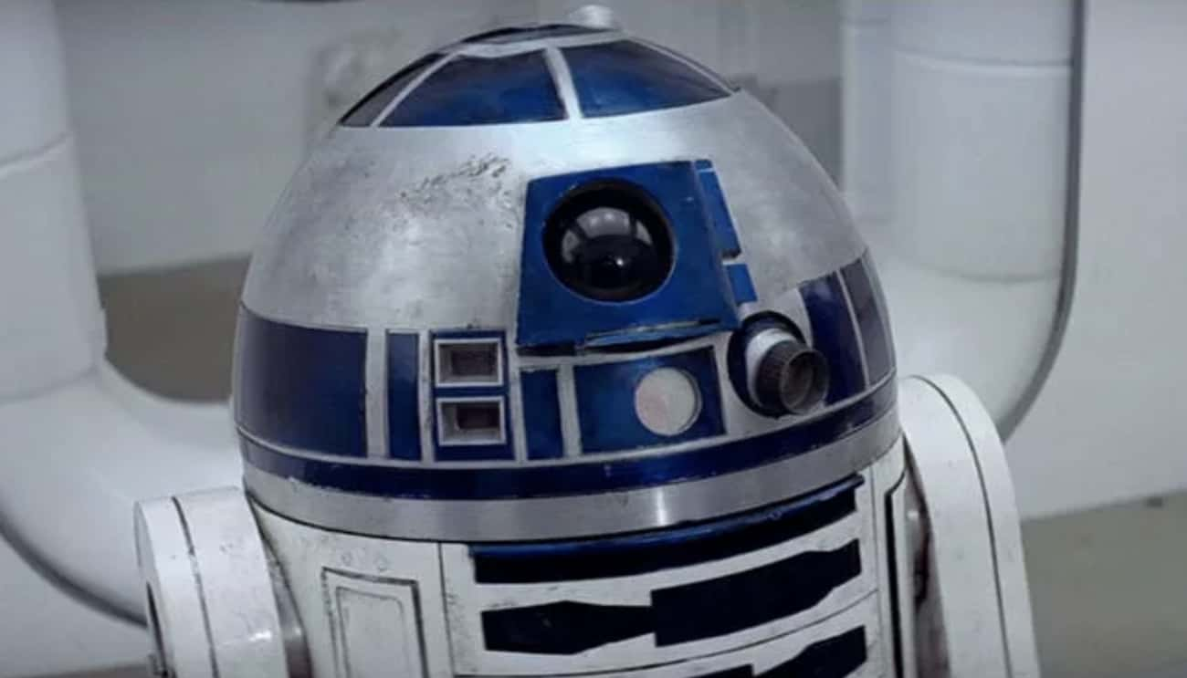 R2-D2 From 'Star Wars'
