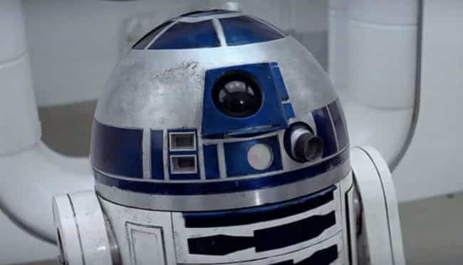 R2-D2 is listed (or ranked) 2 on the list Underappreciated Movie Sidekicks Who Do All The Work