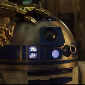 R2-D2 is listed (or ranked) 21 on the list Which 'Star Wars' Character Is The Best Skateboarder?