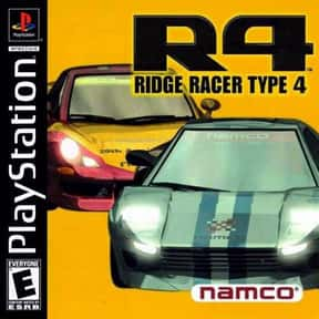 R4: Ridge Racer Type 4 is listed (or ranked) 5 on the list The Best PlayStation Racing Games