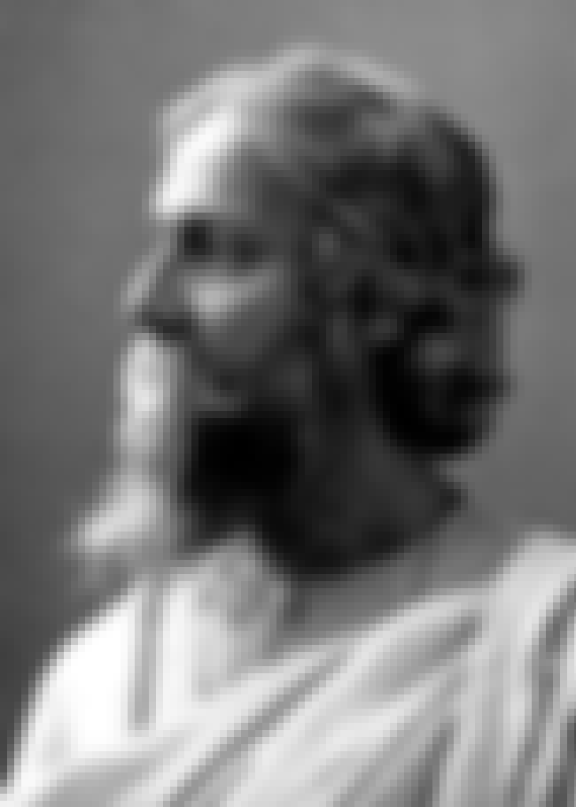 Rabindranath Tagore is listed (or ranked) 2 on the list Famous Artists from India