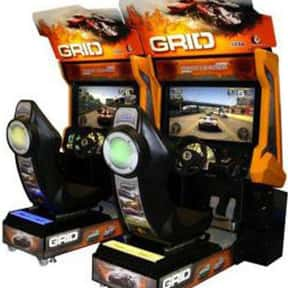 Race Driver: Grid is listed (or ranked) 25 on the list The Best Arcade Racing Games Of All Time