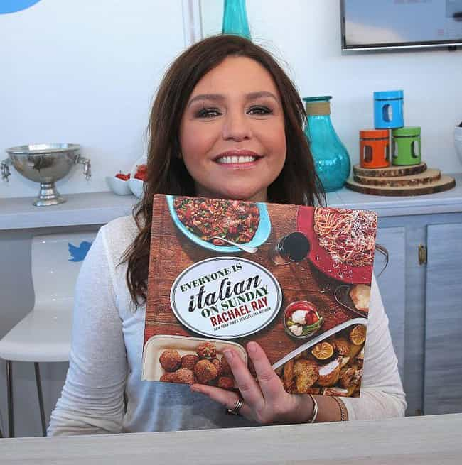 Rachael Ray is listed (or ranked) 3 on the list Famous Female Chefs