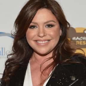 Rachael Ray is listed (or ranked) 7 on the list List of Famous Chefs