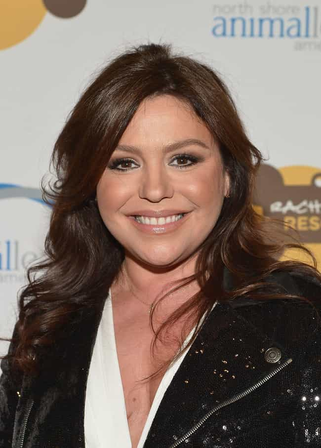 Rachael Ray is listed (or ranked) 3 on the list Celebrities Who Have Said They Never Want Children