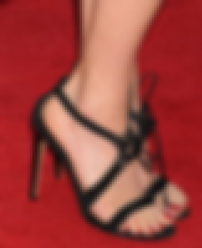 Rachael Taylor is listed (or ranked) 2 on the list The Celebrities with the Sexiest Feet