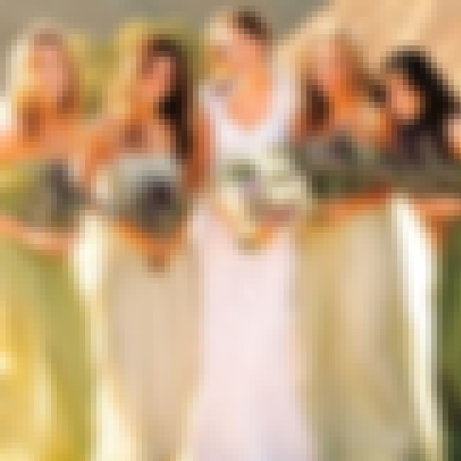 Rachel Bilson is listed (or ranked) 4 on the list The Best Celebrity Bridesmaid Dresses