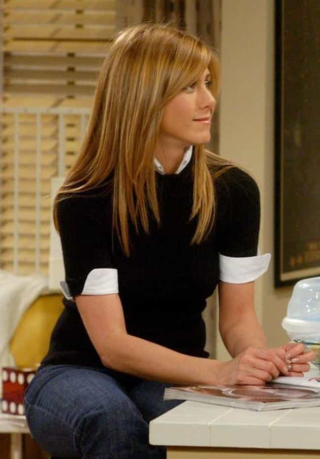 Rachel Green is listed (or ranked) 4 on the list TV Characters Who Realistically Can't Afford Their Wardrobes