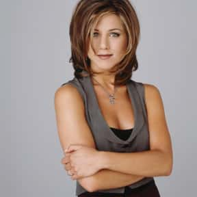 Rachel Green is listed (or ranked) 25 on the list The Funniest Female TV Characters