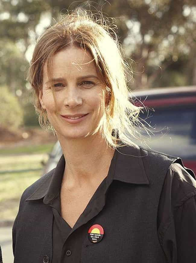 Rachel Griffiths is listed (or ranked) 2 on the list Women Who Eric Stoltz Has Dated