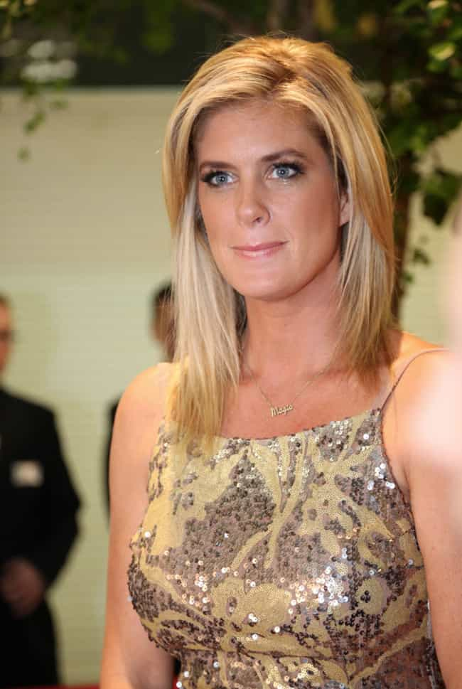 Rachel Hunter is listed (or ranked) 2 on the list The Craziest Celebrity Impulse Buys