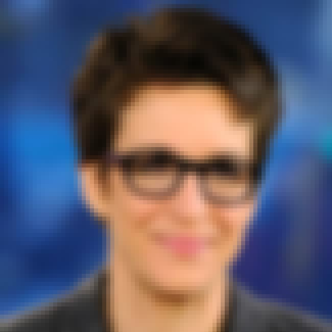 Rachel Maddow is listed (or ranked) 1 on the list Famous People who Majored in Public Policy