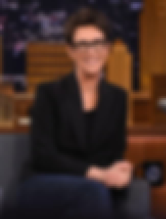 Rachel Maddow is listed (or ranked) 3 on the list Celebrities Born On April Fools' Day