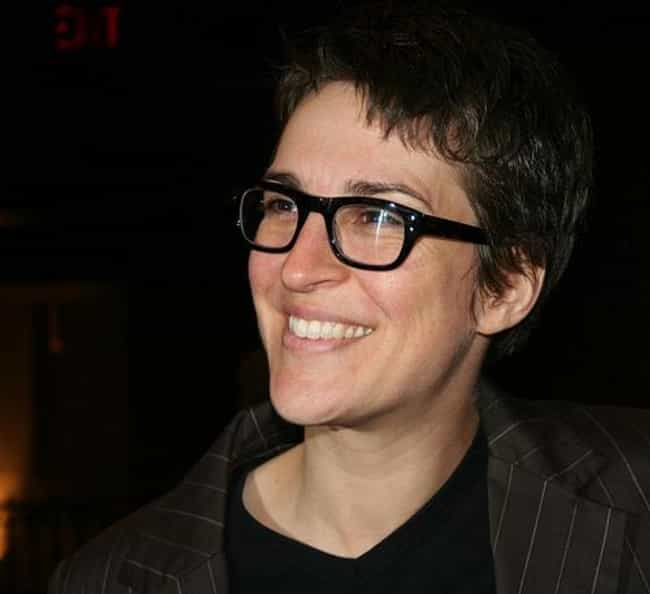 Rachel Maddow is listed (or ranked) 4 on the list Famous Female Commentators