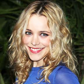 Rachel McAdams is listed (or ranked) 8 on the list Maxim's Nominees for the 2015 Hot 100