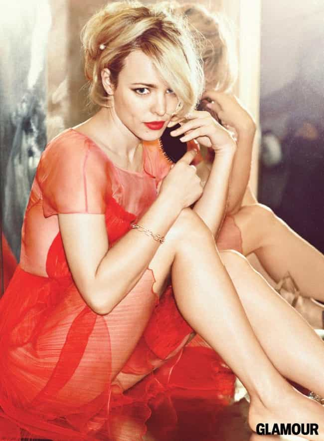Rachel McAdams is listed (or ranked) 3 on the list The Hottest Actresses Who Can Actually Act