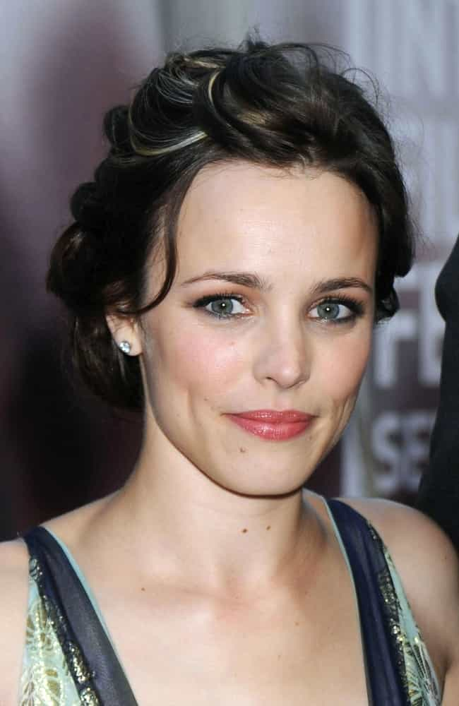Rachel McAdams is listed (or ranked) 2 on the list 28 Celebrities Who Once Worked at McDonald's