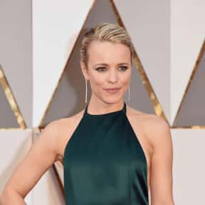 Rachel McAdams is listed (or ranked) 25 on the list The Most Beautiful Women of All Time