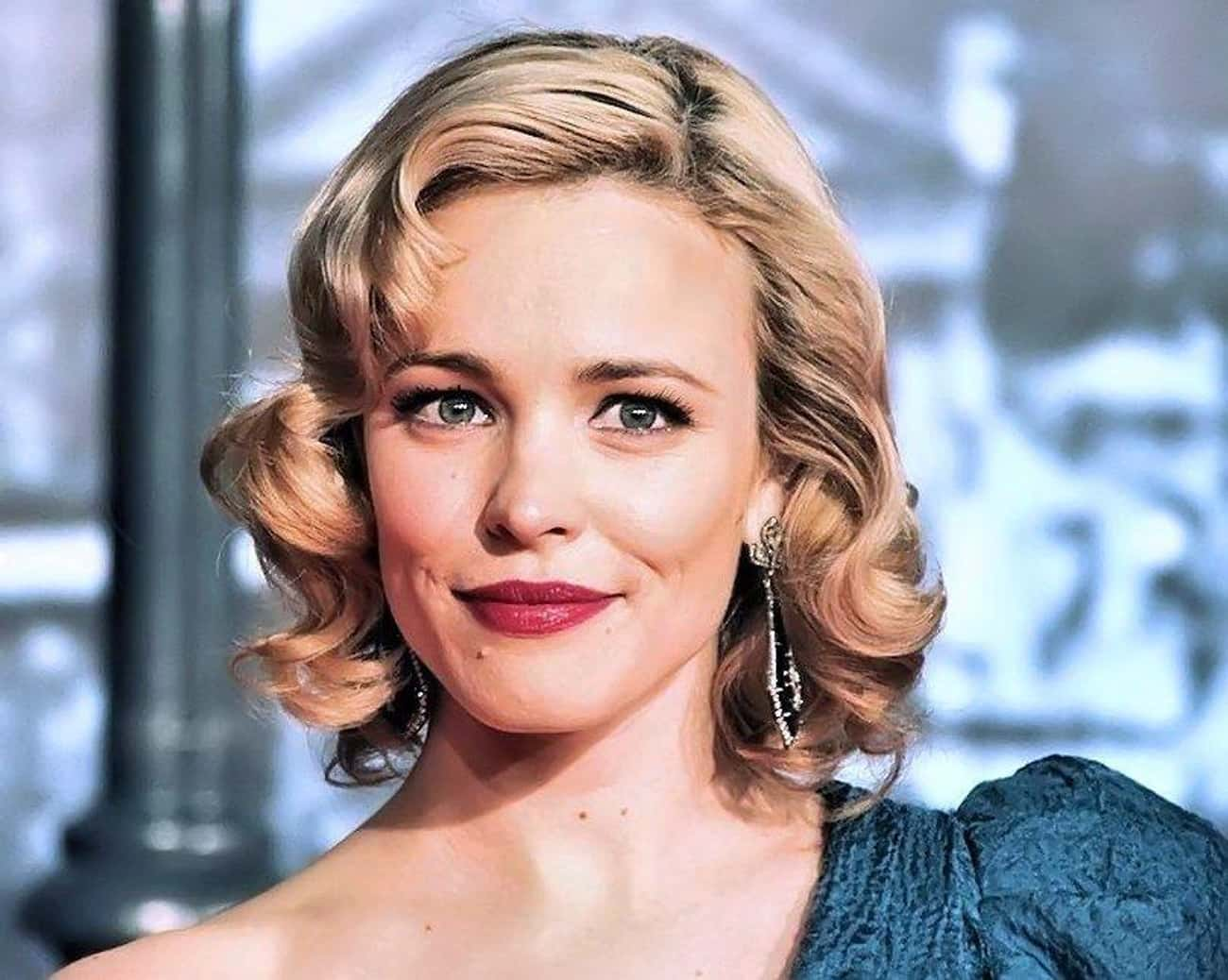 Rachel McAdams is listed (or ranked) 2 on the list Celebrities Who Once Worked at McDonald's