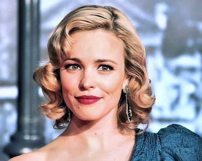 Rachel McAdams is listed (or ranked) 2 on the list 20 Celebrities Who Once Worked at McDonald's