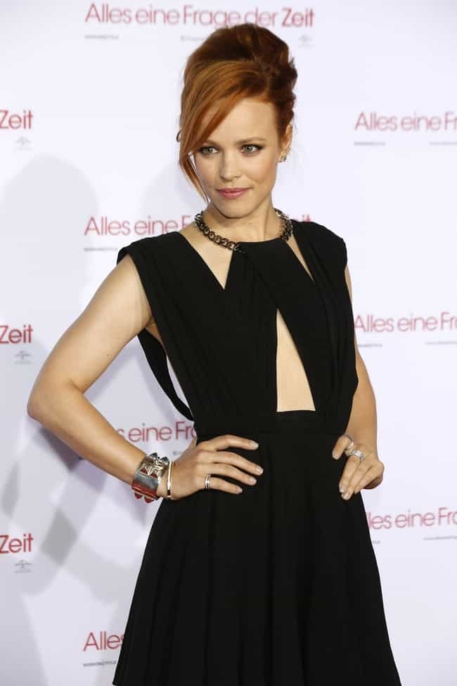 Rachel McAdams is listed (or ranked) 4 on the list The Most Beautiful Redhead Actresses