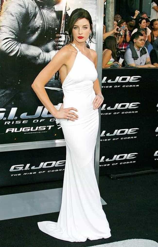 Rachel Nichols is listed (or ranked) 2 on the list Kaufman Franco Dressed on Celebrities