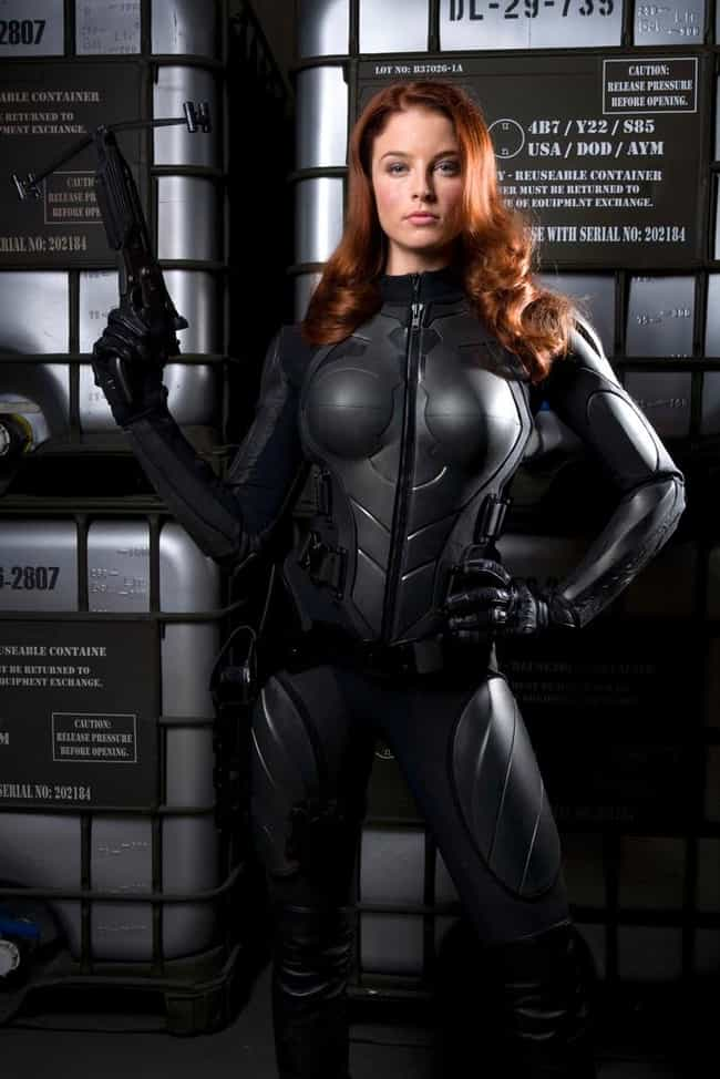 Rachel Nichols is listed (or ranked) 2 on the list The Most Stunning Women in Action Movies