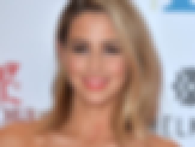 Rachel Stevens is listed (or ranked) 6 on the list Women Who Christian Slater Has Dated