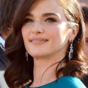 Rachel Weisz is listed (or ranked) 10 on the list The Most Stunning English Fashion Models