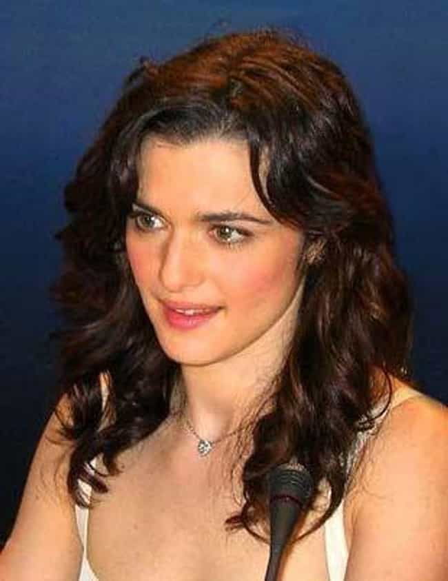 Rachel Weisz is listed (or ranked) 4 on the list Celebrities Who Own Nightclubs