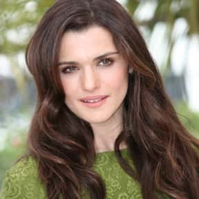 Rachel Weisz is listed (or ranked) 19 on the list The Best English Actresses of All Time