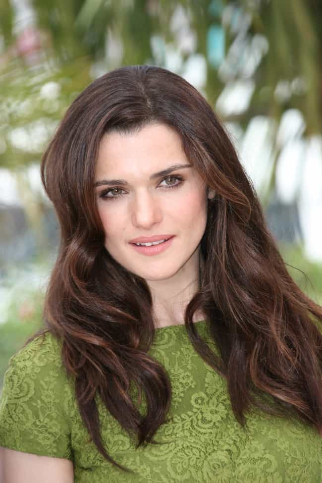 Rachel Weisz is listed (or ranked) 8 on the list Beautiful Celebrity Women Aging the Most Gracefully