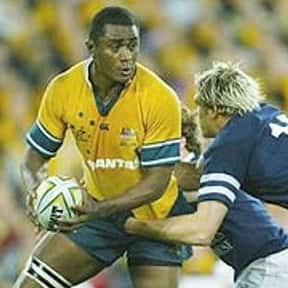 Radike Samo is listed (or ranked) 18 on the list List of Famous Rugby Players