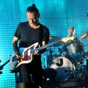Radiohead is listed (or ranked) 3 on the list The Best Bands Named After Songs and Albums