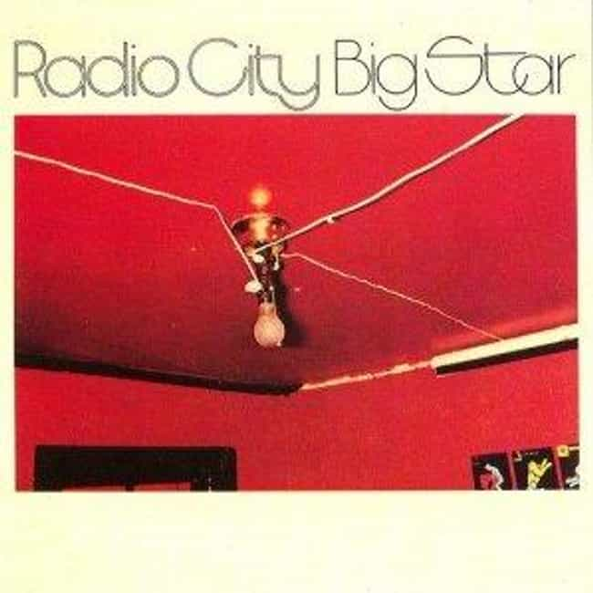Radio City is listed (or ranked) 2 on the list The Best Big Star Albums of All Time