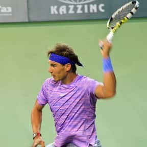 Rafael Nadal is listed (or ranked) 2 on the list The Greatest Men's Tennis Players of All Time