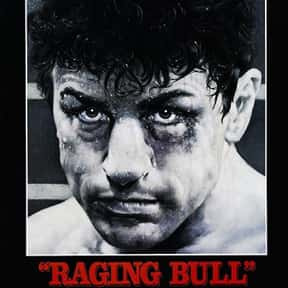 Raging Bull is listed (or ranked) 6 on the list The Best Robert De Niro Movies
