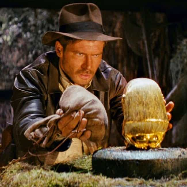 Indiana Jones and the Ra... is listed (or ranked) 4 on the list The '80s Movies That Stuck with You the Most