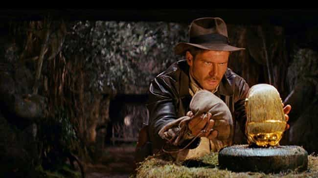 Indiana Jones and the Ra... is listed (or ranked) 1 on the list What to Watch If You Love Star Wars