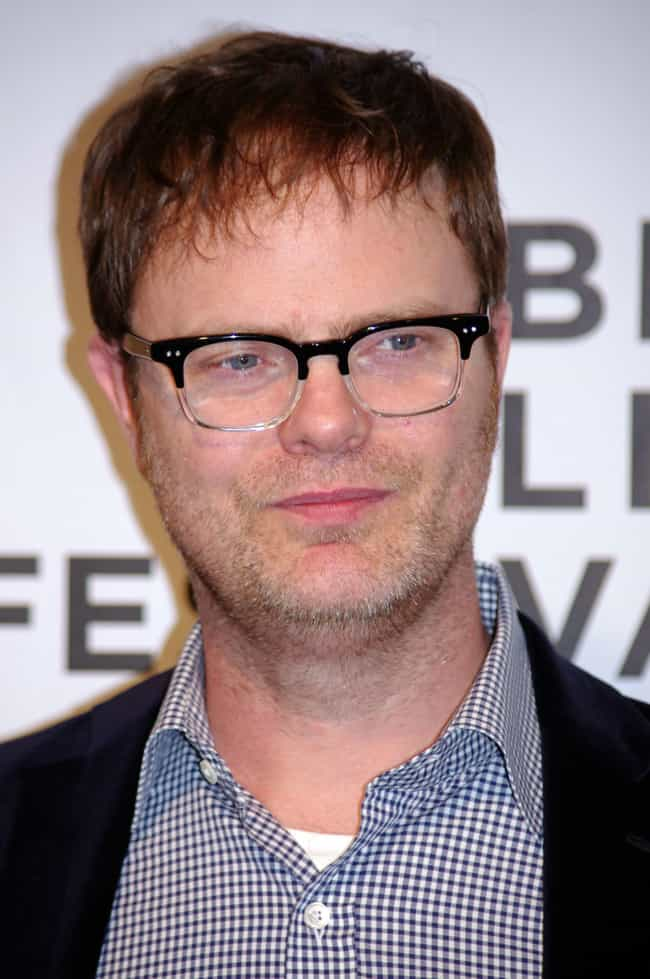 Rainn Wilson is listed (or ranked) 4 on the list Former Boyfriends And Girlfriends Of Celebrities Describe What They Were Like Before They Got Famous