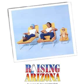 Raising Arizona is listed (or ranked) 4 on the list The Best Nicolas Cage Movies