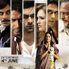 Raajneeti is listed (or ranked) 22 on the list The Best Bollywood Movies on Netflix