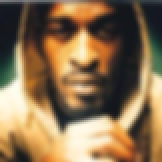 Rakim is listed (or ranked) 2 on the list The Greatest Rappers of All Time