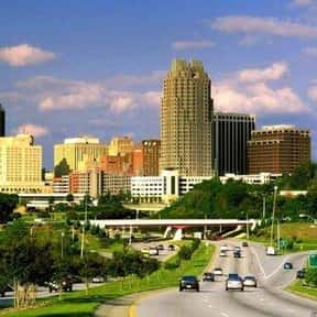 Raleigh is listed (or ranked) 2 on the list The Best Southern Cities To Live In