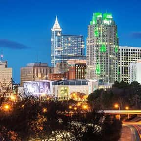 Raleigh is listed (or ranked) 8 on the list The Best Cities For Millennials