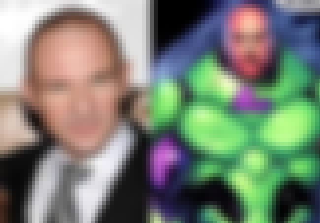 Ralph Fiennes is listed (or ranked) 3 on the list Actors Who Almost Got the Part in a DC Film